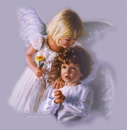 imagenes de angeles tristes gratis