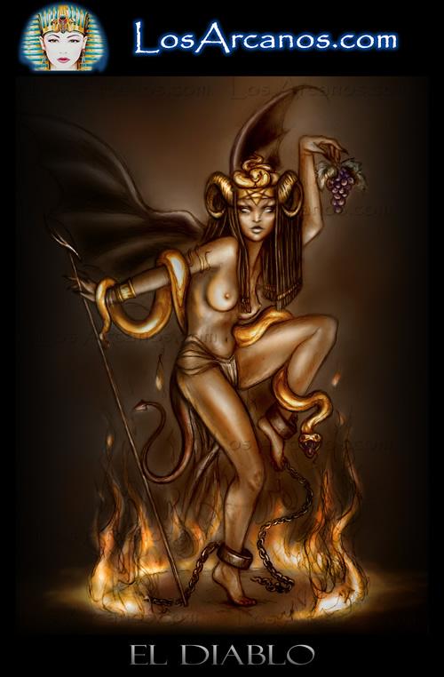 tarot-el-diablo