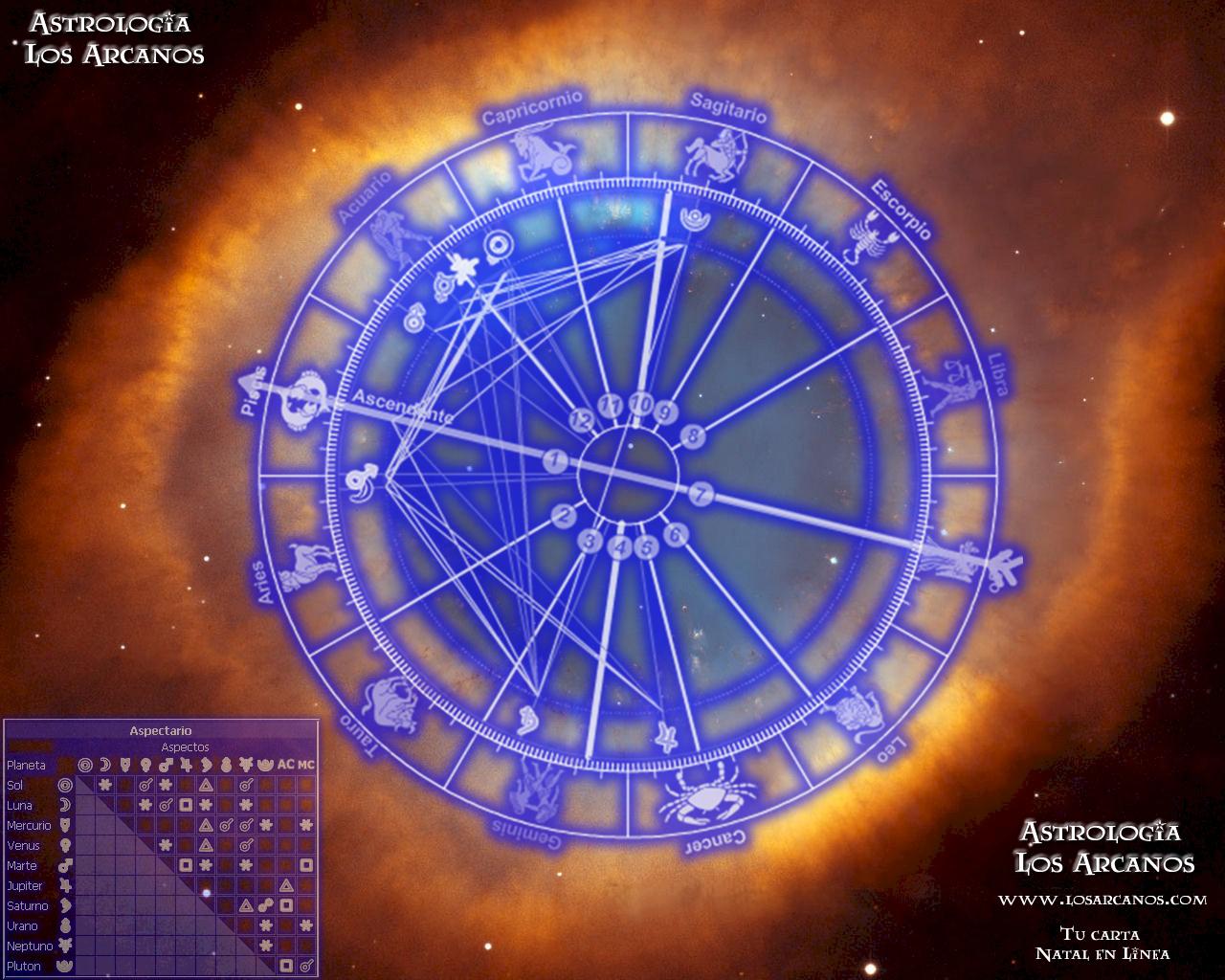 Astrologia Los Arcanos
