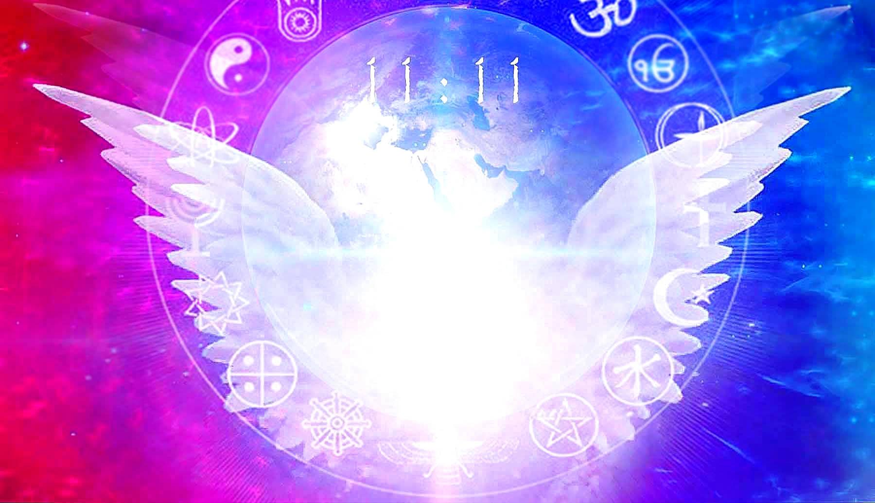 Portal 11:11 Una oportunidad para las bendiciones divinas